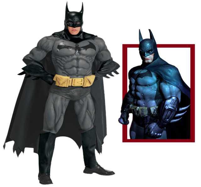 """Продам: Костюм """"Бэтмена"""" №5 от Penivaiz"""