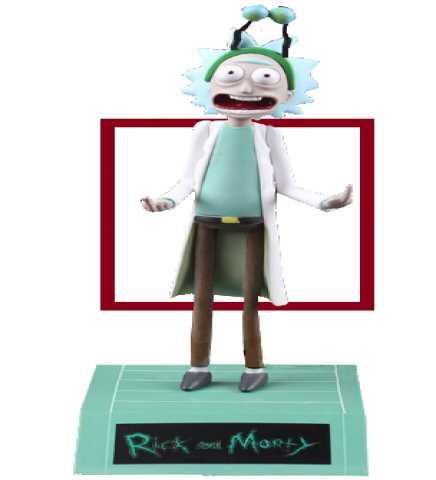 Продам: Фигурка «Рика» из мультсериала Рик и Мор