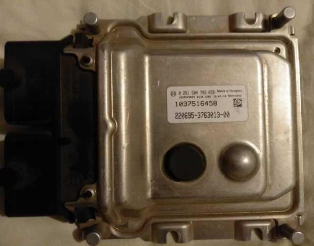 Продам: Эбу мозги контроллер УАЗ 1037516458