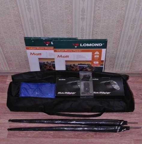 Продам Полный новый набор для фотографов
