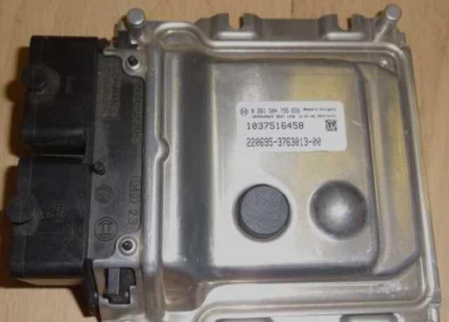 Продам: эбу мозги контроллер УАЗ 1037509718