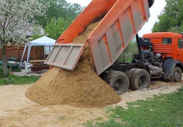 Продам: Песок