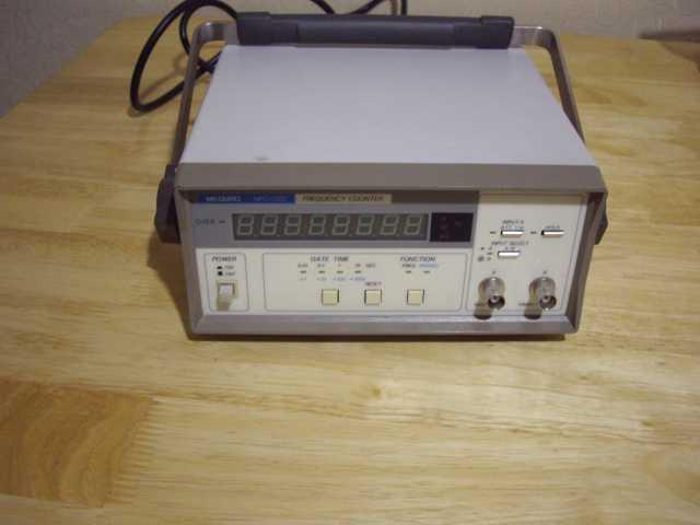 Продам: Для радиолюбителя частотомер