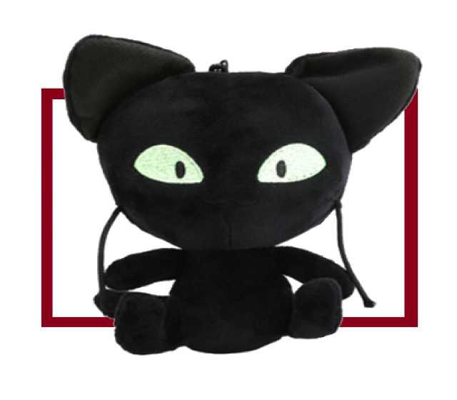 Продам Игрушка- брелок «Плагг» Квами черный кот