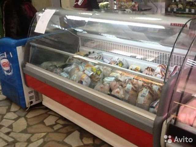 Продам Морозильная витрина Kifato