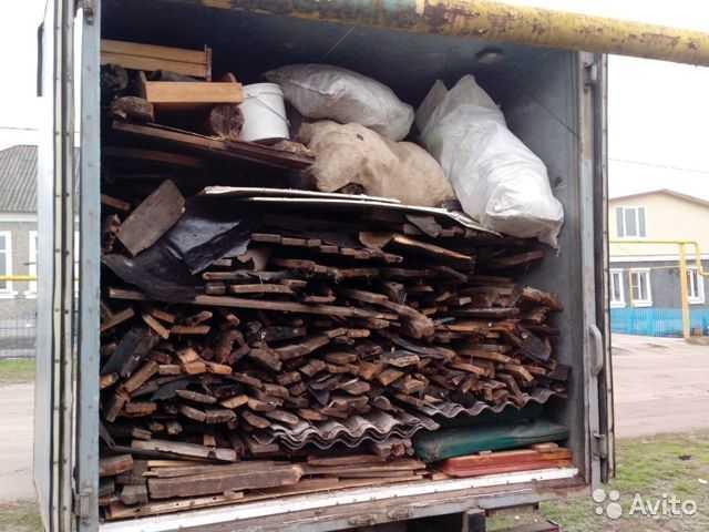Предложение: Вывоз мусора хлама мебели демонтаж
