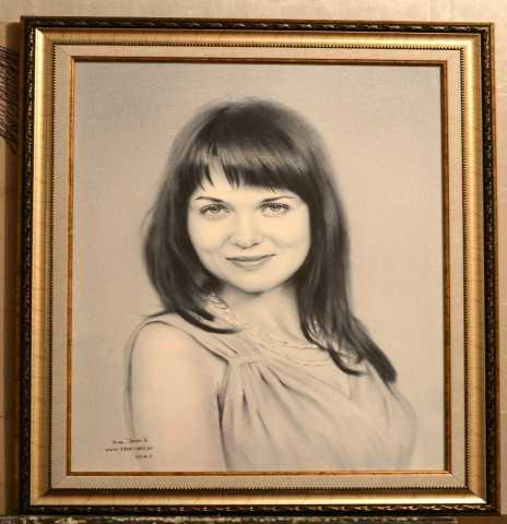 Продам: Портрет маслом по фото