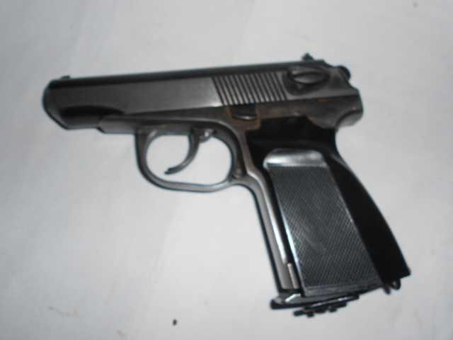 Продам: Пистолет пневмо ПМ 653