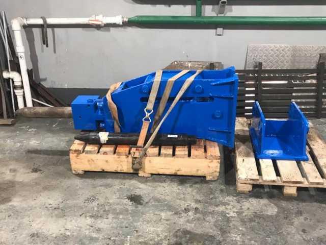 Продам: Гидромолот для экскаватора KRUPP HM550