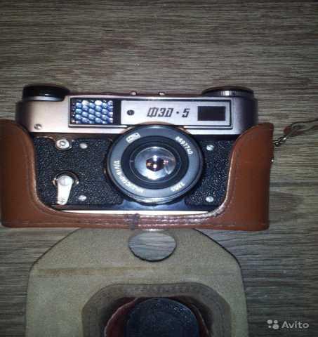 """Продам: Продаю фотоаппарат """" фэд-5"""""""