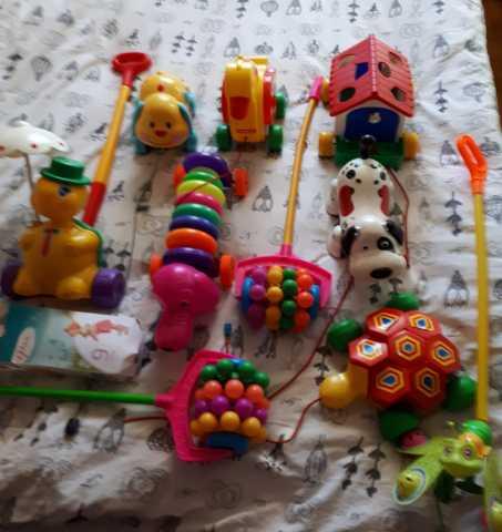 Продам: Продам игрушки для малыша