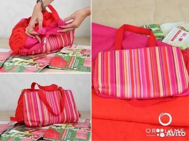 Продам: Сумка-коврик для пикника