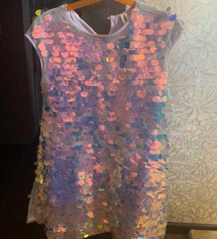 Продам платье acoola доя девочки. как новое