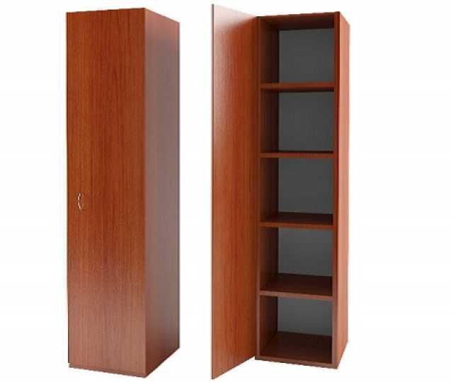 Продам: Шкафы одностворчатые с полками и платяны