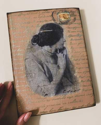 Продам Записная книжка ручной работы (тонкая)