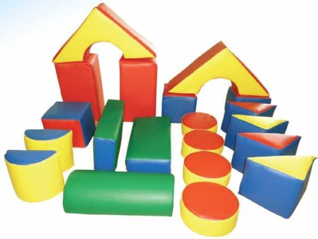 Продам: Детские мягкие игровые модули