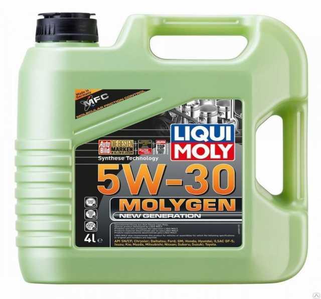 Продам: Масло ДВС LIQUI MOLY HC-синтетика MOLYGE