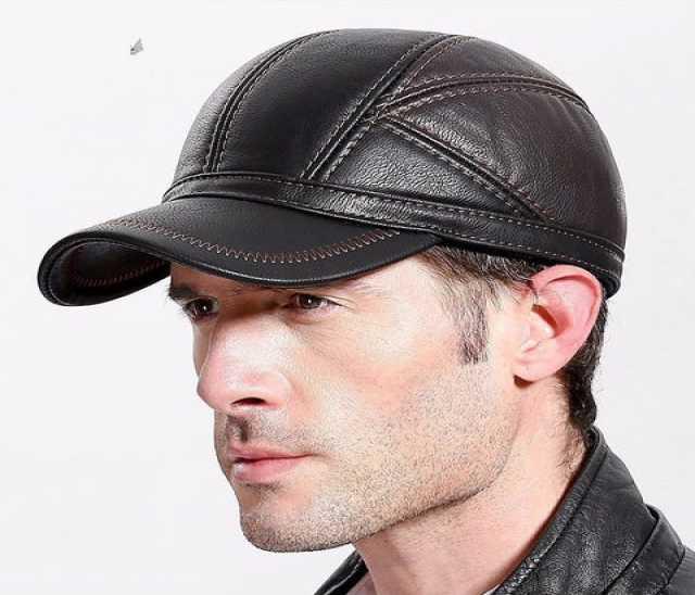 Продам: Зимние шапки из овечьей кожи для мужчин