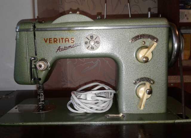 Продам: Швейная машина VERITAS AUTOMATIC
