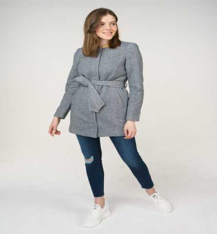 Продам: Пальто с поясом