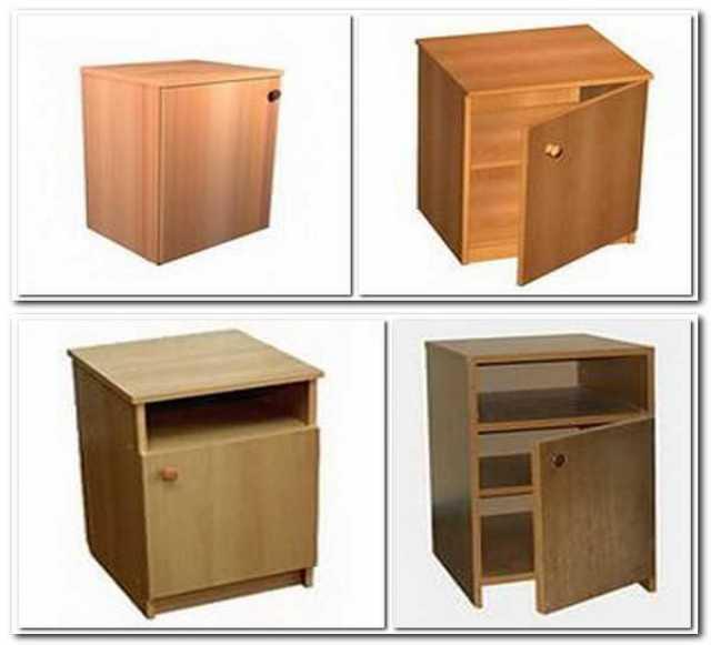 Продам: Тумбы прикроватные, табуреты, столы ЛДСП