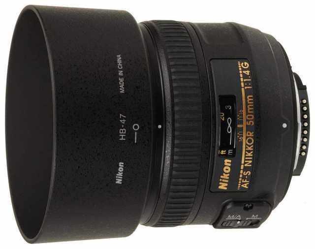 Продам: Nikon AF-S Nikkor 50mm 1:1.4G SWM