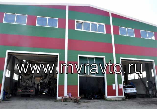 Продам: Ремонт грузовиков VOLVO