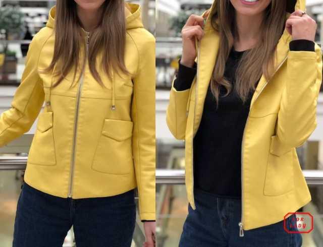 Продам Женские кожаные куртки по низким ценам