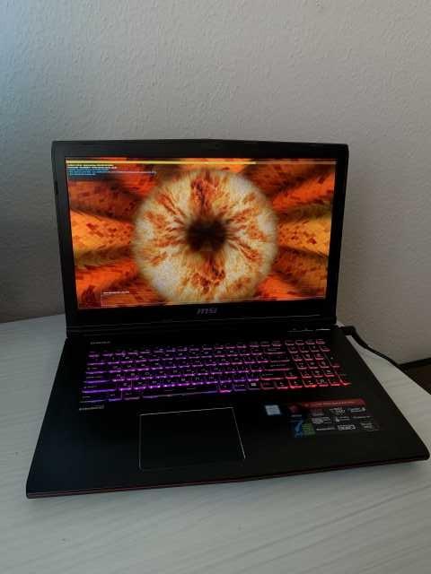 Продам: игровой ноутбук