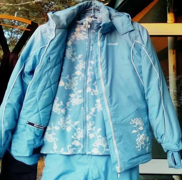 Продам: Горнолыжный костюм Glissade ski wear 152