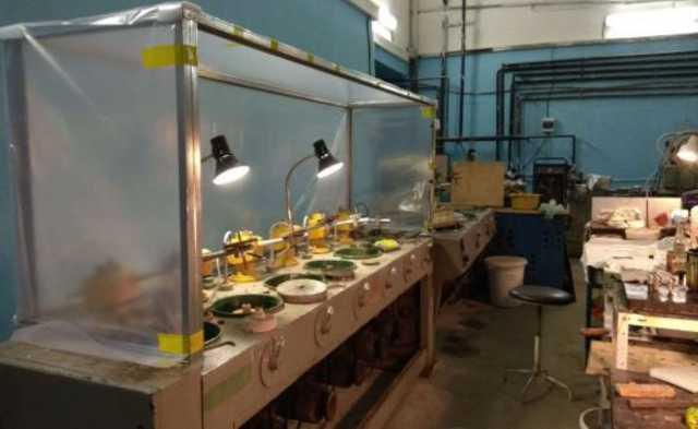 Продам: Оптико-механическое производство
