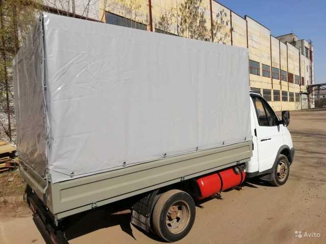 Продам: Кузов в сборе на газель (тент) с доставк