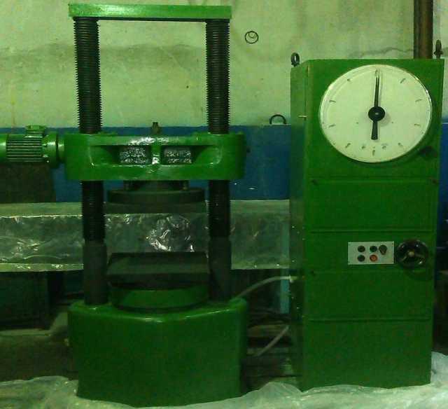 Продам: Пресс испытательный гидравлический П-125