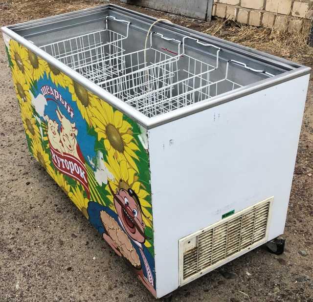 Продам UGUR UDD400SC морозильный ларь. Доставка