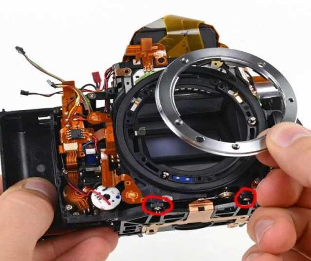 Предложение: Ремонт фотоаппаратов (Ремонт всех марок