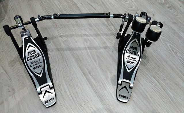 Продам Педаль TAMA HP600DTW iron cobra 600