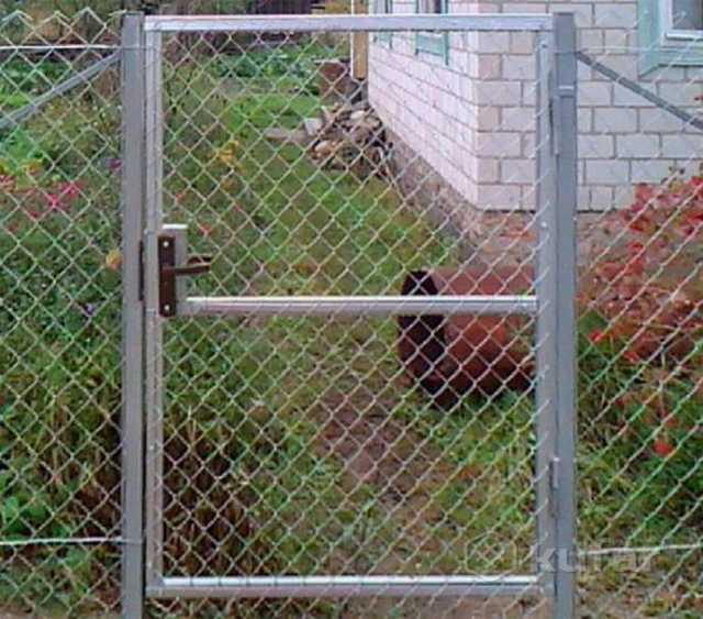 Продам: Ворота и калитки металлические