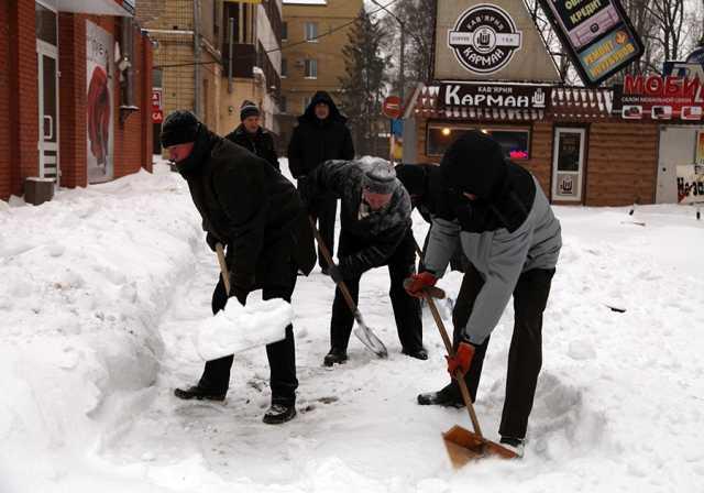Предложение: Уборка Снега. Чистка Крыш