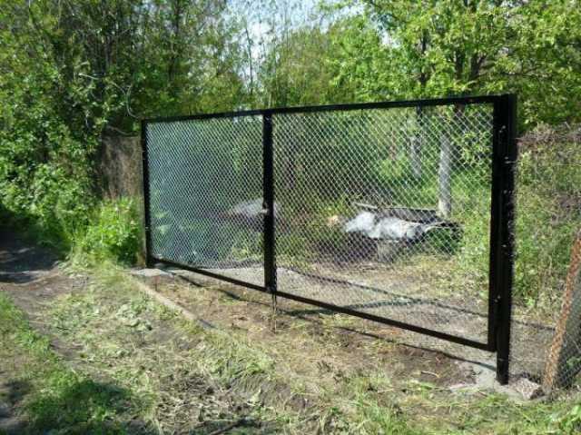 Продам: Продаем ворота и калитки на забор