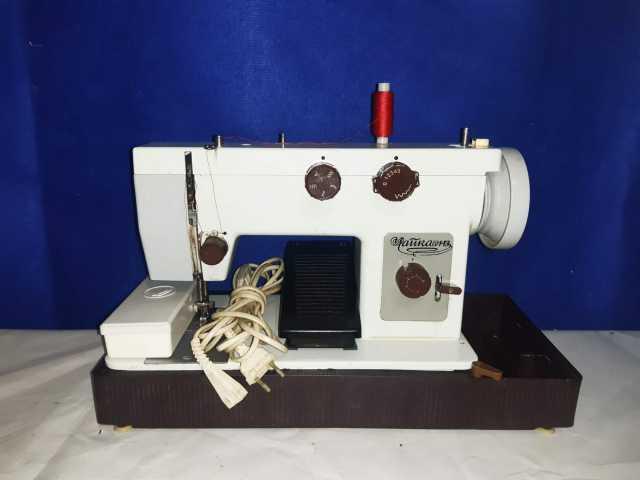 Куплю: Куплю швейную машинку чайка Подольск ове