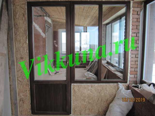 Продам: Окна и двери из массива дерева