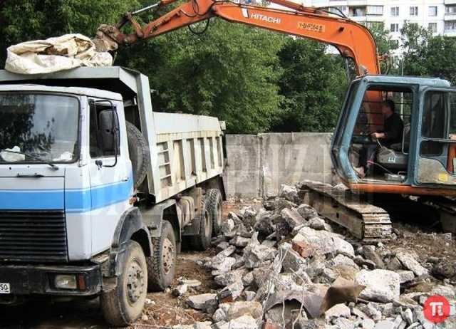 Предложение: Уборка, вывоз строительного мусора. Разнорабочие