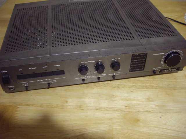 Продам «Кумир 35У-102С-1» - Усилитель