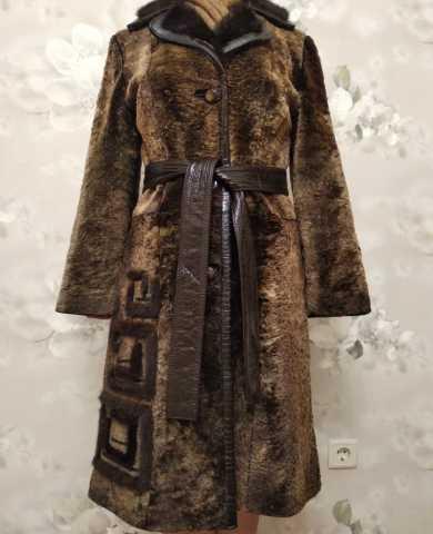 Продам: Пальто меховое, стриженная норка