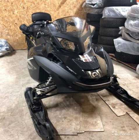 Продам: Снегоход BRP lynx Adventure GT600