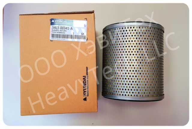 Продам 34L3-00341 Фильтр гидравлический