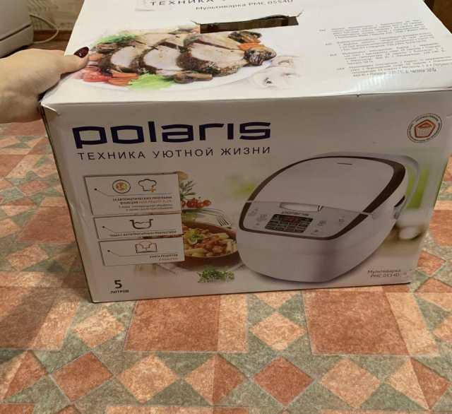 Продам Продам мультиварку Polaris