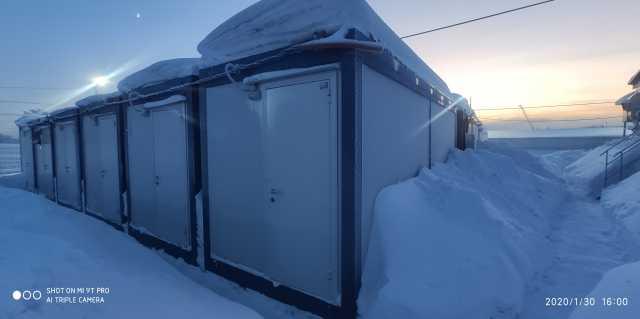 Продам Блок контейнер жилой на 6 человек