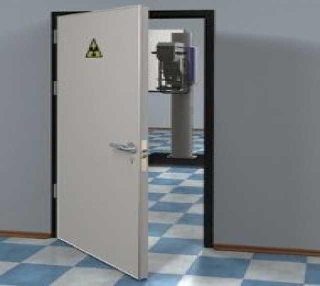 Продам Дверь рентгенозащитная Pb - 0,5 / 5мм