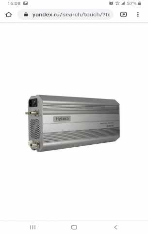 Продам: Цифровой ретранслятор hytera rd625